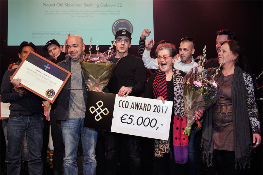 Uitreiking CCD-Awards 2017