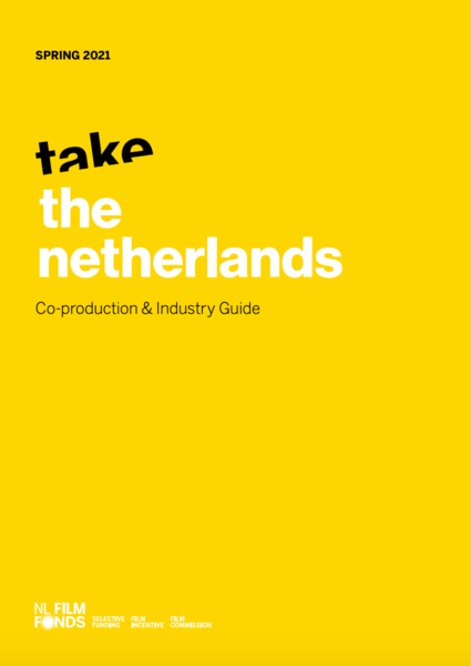 Take The Netherlands Co-production folder and Industry Guide - Spring 2021